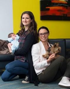 Héloïse et Perrine, un duo de choc pour aider votre famille !