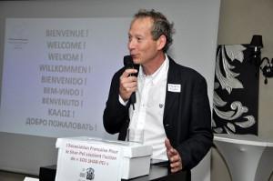 Frédéric Klap, président de l'AFPSP