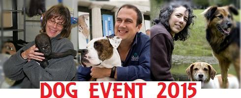 DogEvent: l'événement 2015 pour les passionnés du chien