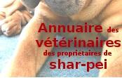 Annuaire des vétérinaires (shar-pei)